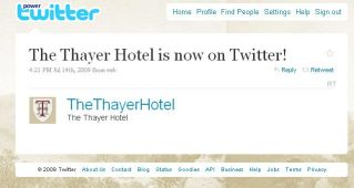 Dolce The Thayer Twitter