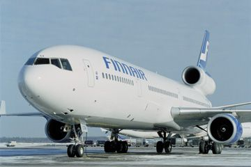 Finnair MD 11