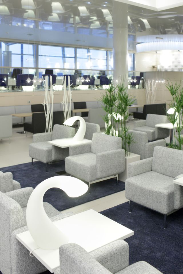 Finnair ViaSpa lounge