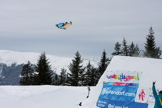 Kitzbuehel Shred Down Austrian Masters Archiv Boarders Playground