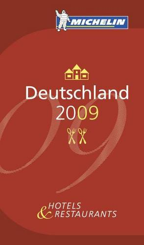 Guide Michelin 2009