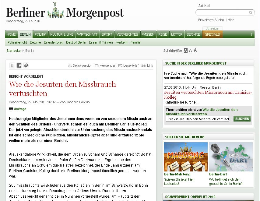 Pay Berliner Morgenpost