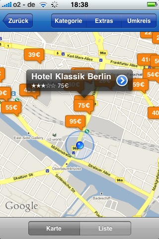 TravelIQ Screenshot2