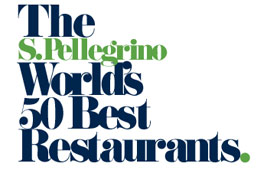 Worlds 50 Best Restaurants Logo