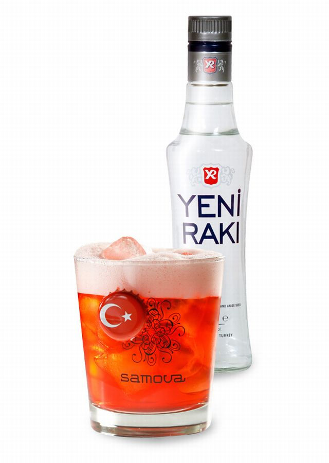 Yeni Raki Cocktail