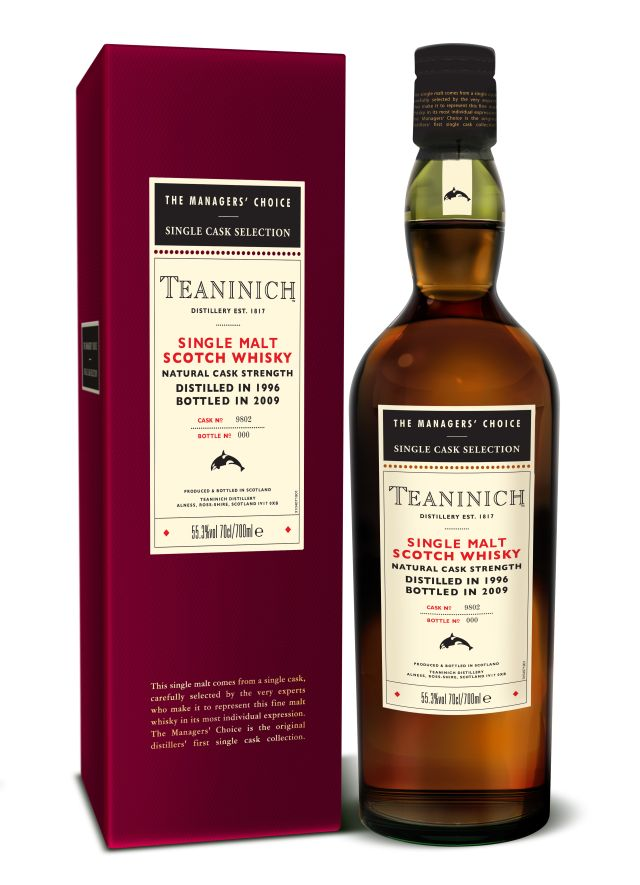 diageo classic malts selection Teaninich