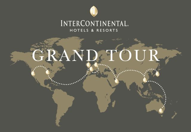 Intercontinental Hotels grand tour