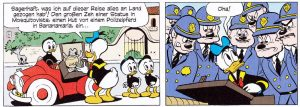 Fürchterliche Touristen - Hondurica © Disney