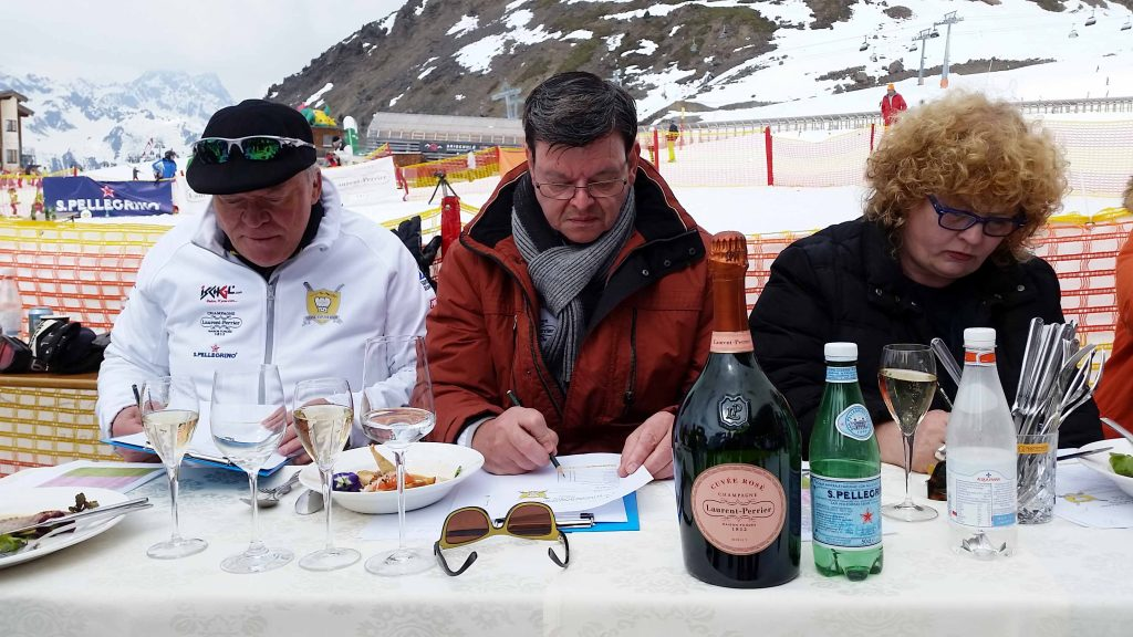Sterne-Cup der Köche Heinz Winkler, Harald Wohlfahrt, Madlein Jakits
