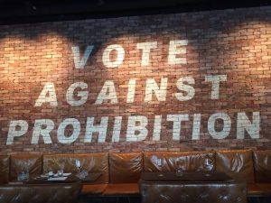 La Boheme Schwabing Vote against Prohibition
