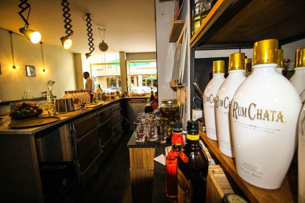 RumChata Praesentation Muenchen Bar Garcon