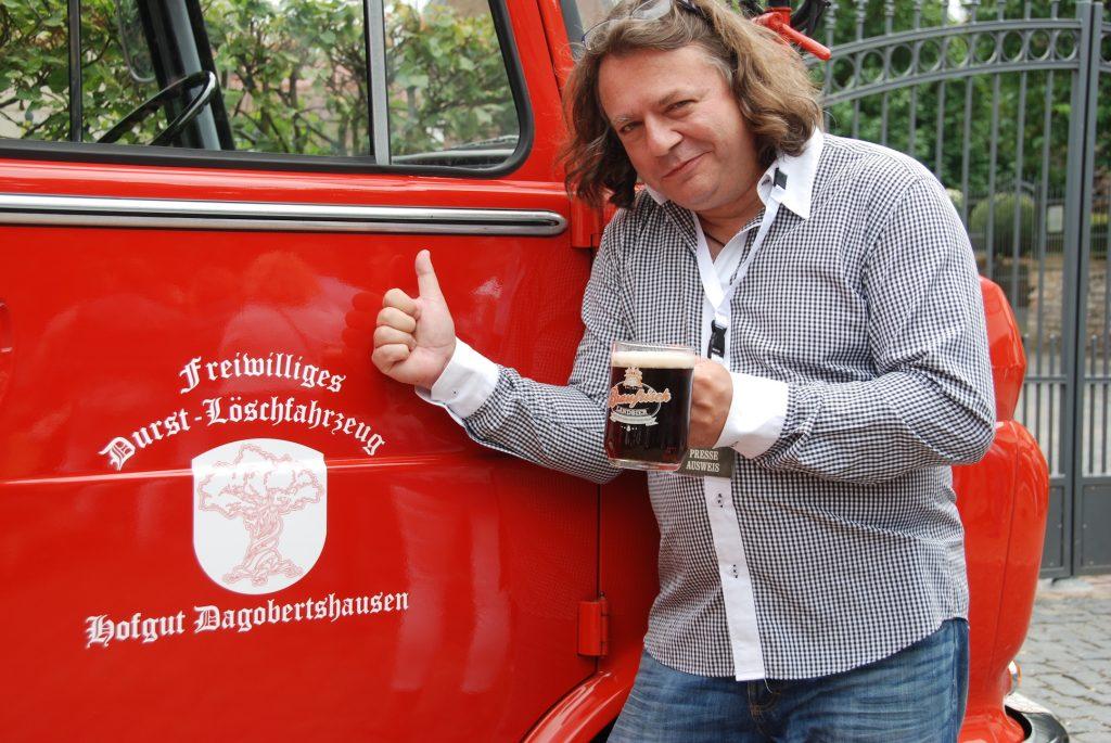 Vila Vita Marburg Hofgut Dagobertshausen Kulinarische Landpartie Jörg Bornmann Gabi Voegele