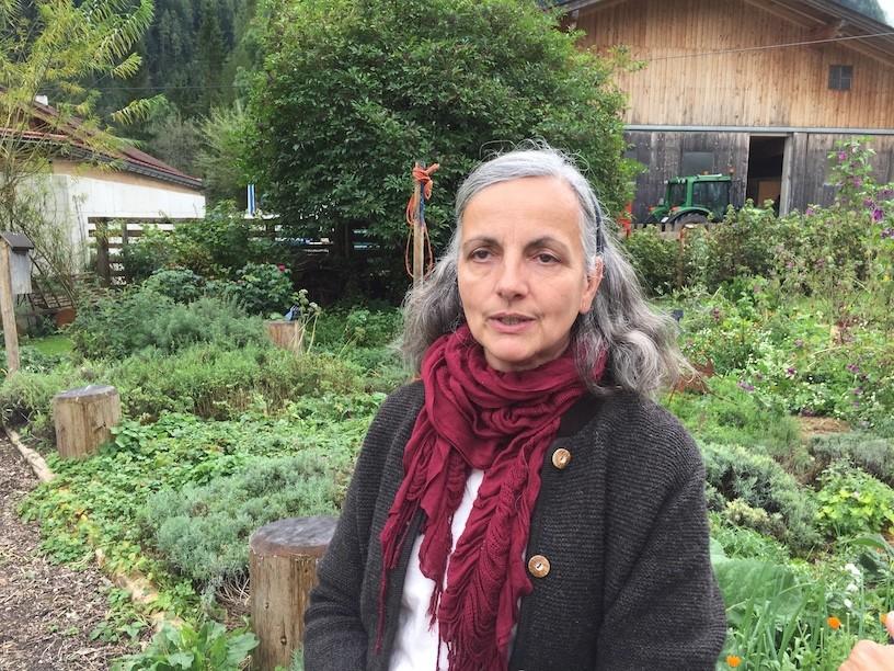 Unkrautknödel Kräuterhexe Johanna Krug Leutasch