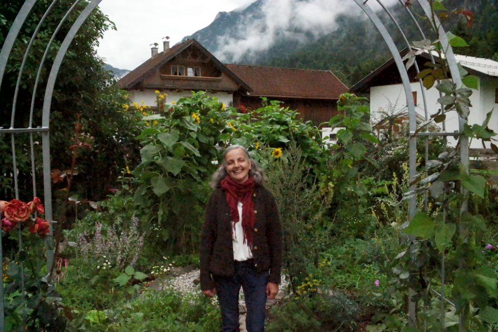 Kräuterhexe Johanna Krug Leutasch