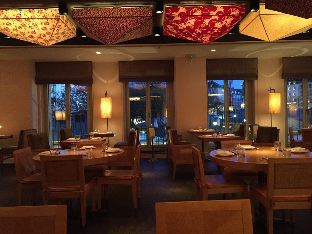 Restaurants in München: Emiko – Der feine Edel-Japaner · Le Gourmand ...