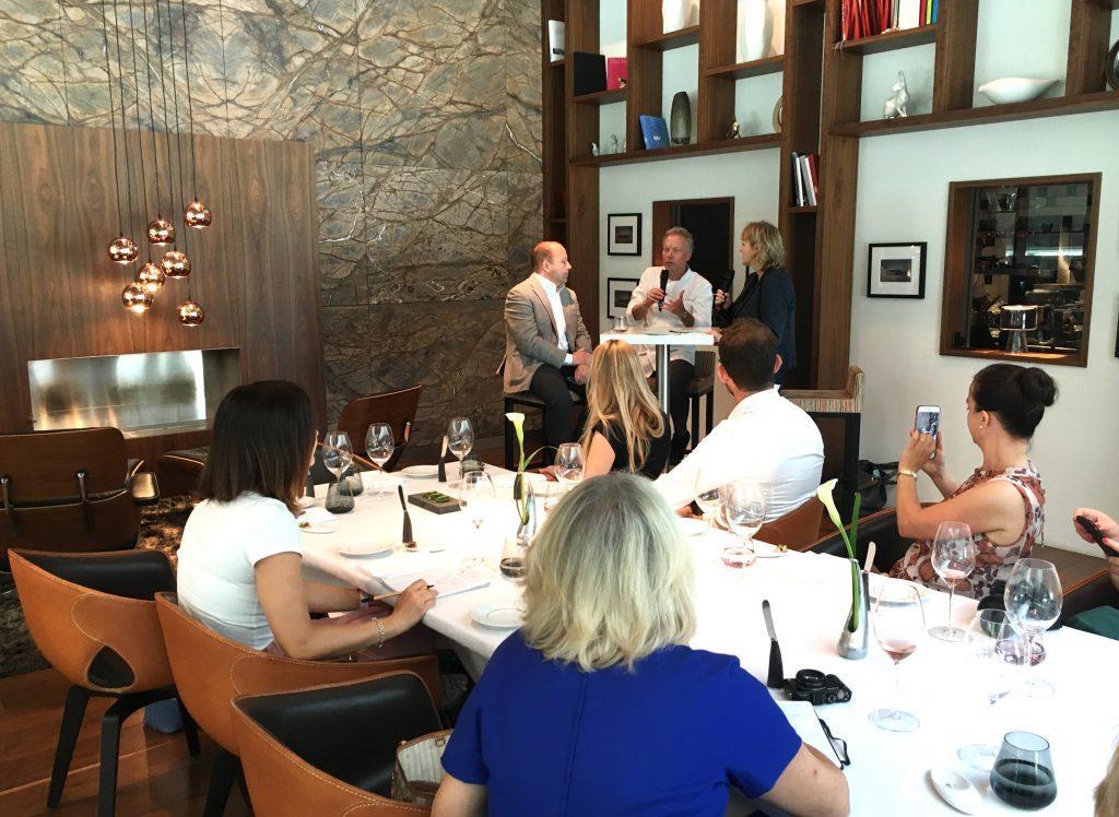 Chefs Talk Bobby Braeuer Dirk Luther 2